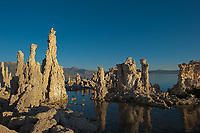Early Morning View of Mono Lake Tuffa's. Image taken with a Nikon D3s camera and 50 mm f/1.4 lens (ISO 200, 50 mm, f/16, 1/1250 sec).