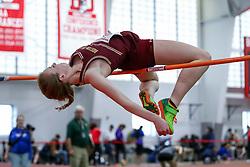 High Jump, BC, Gothers<br /> Boston University Athletics<br /> Hemery Invitational Indoor Track & Field