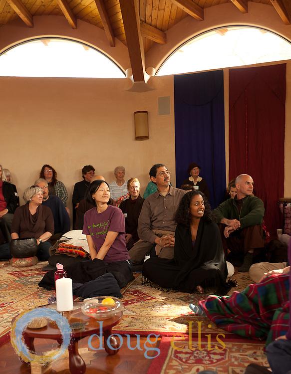 Deer Park Monks visit Ojai Foundation