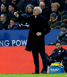 Leicester City manager Claudio Ranieri - Mandatory by-line: Robbie Stephenson/JMP - 31/12/2016 - FOOTBALL - King Power Stadium - Leicester, England - Leicester City v West Ham United - Premier League