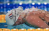 The most intriguing feature of the aquatics photos is the look of the water. It changes everytime and it's unpredictable. That's why each photo, even to the same subject , in the same stage of the stroke, is unique.<br />