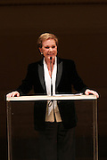 """NEW YORK - JANUARY 19:  Actress Julie Andrews hosts """"A Tribute to Horowitz"""" presented by the American Cancer Society at Carnegie Hall on January 19, 2012 in New York City.  (Photo by Matthew Peyton/Getty Images) *** Local Caption *** Julie Andrews"""
