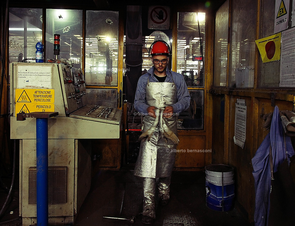 fonderia alluminio Vedani Carlo