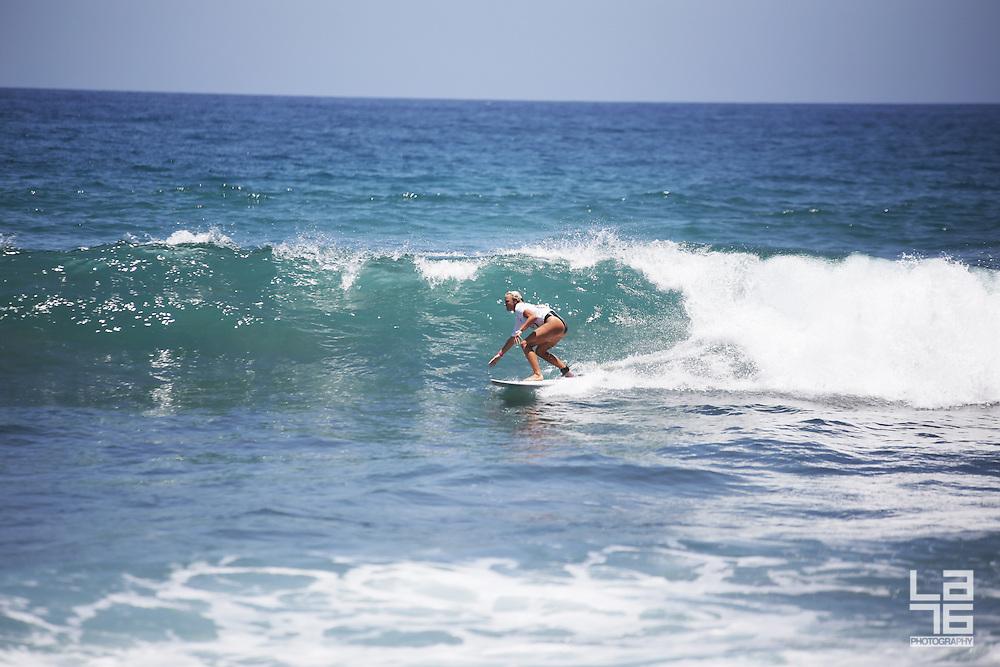 Photos of Los Cabos Open of Surf 2014, featuring surfing by: Alana Blanchard, Anastasia Ashley, Coco Ho, Sage Erickson, Laura Enever, Pauline Ado, Mahina Maeda, Lakey Peterson, Brianna Cope, Dimity Stoyle,Josh Kerr, Dion Atkinson, Matt Banting, the Gadauskas brothers, and many more top surfers.