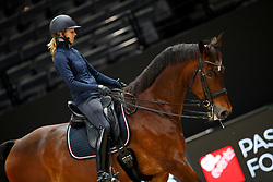Graves Laura, USA, Verdades<br /> LONGINES FEI World Cup™ Finals Paris 2018<br /> © Dirk Caremans<br /> 12/04/2018