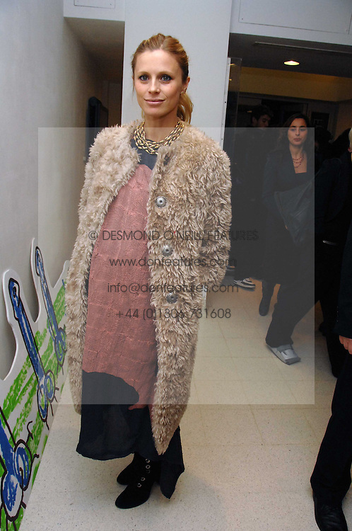 LAURA BAILEY at a party to celebrate the publication of Vivienne Westwood's Opus held at The Serpentine Gallery, Kensington Gardens, London W2 on 12th February 2008.<br /><br />NON EXCLUSIVE - WORLD RIGHTS