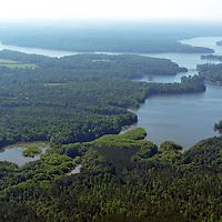 Garden Parkway proposed route - North Carolina