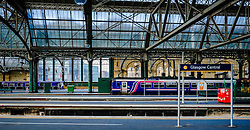 Glasgow Central Station - the major mainline rail terminus in Glasgow, Scotland<br /> <br /> (c) Andrew Wilson | Edinburgh Elite media
