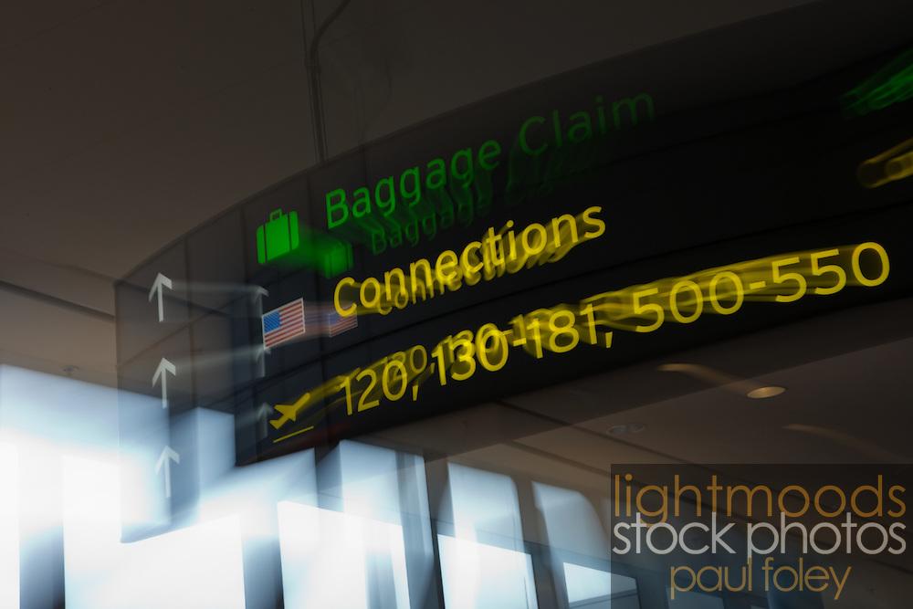 Message Boards Toronto Airport, Canada