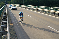 at Thüringen Rundfarht 2016 - Stage 4 a 19km time trial starting and finishing in Zeulenroda Triebes, Germany on 18th July 2016.