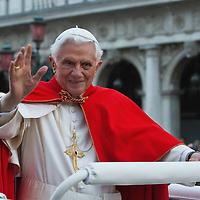 Pope Benedict XVI in Venice
