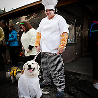 Halloween in Highlands NC 2011