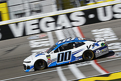 March 2, 2018 - Las Vegas, Nevada, United States of America - March 02, 2018 - Las Vegas, Nevada, USA: Jeffery Earnhardt (00) brings his race car down the front stretch during practice for the Pennzoil 400 at Las Vegas Motor Speedway in Las Vegas, Nevada. (Credit Image: © Chris Owens Asp Inc/ASP via ZUMA Wire)