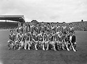 All Ireland Senior Hurling Championship Final,.04.09.1960, 09.04.1960, 4th September 1960,.Minor Tipperary v Kilkenny, ..Minor Hurling Kilkenny Team. 04091960AIMHCF,