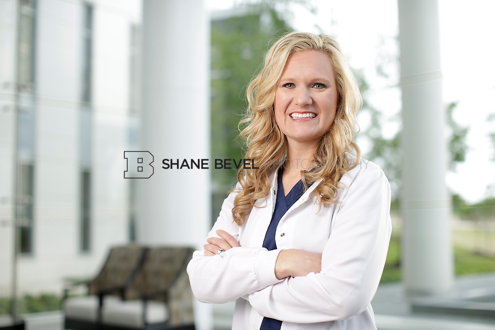 4/26/17 2:40:46 PM -- Heather Meadows, RN for a SFHS advertisement. <br /> <br /> Photo by Shane Bevel