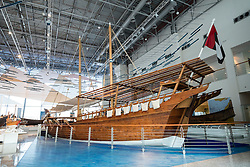 New maritime museum in Sharjah in United Arab Emirates