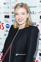 Robyn Addison, WhatsOnStage Awards Nominations - launch party, Cafe De Paris, London UK, 06 December 2013, Photo by Raimondas Kazenas
