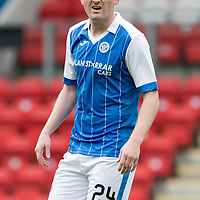 St Johnstone FC season 2017-18<br />Brian Easton<br />Picture by Graeme Hart.<br />Copyright Perthshire Picture Agency<br />Tel: 01738 623350  Mobile: 07990 594431