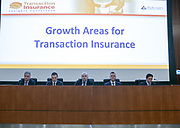 Growth Areas for Transaction Insurance panel.  Advisen's Transaction Insurance Insights Conference at New York Law School.