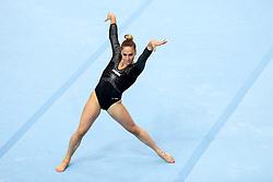 Giulia Steingruber of Switzerland at Floor Exercise during Finals of Artistic Gymnastics FIG World Challenge Koper 2018, on June 3, 2017 in Arena Bonifika, Koper, Slovenia. Photo by Matic Klansek Velej/ Sportida