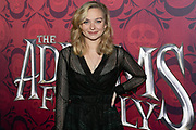 2019, December 01. Pathe ArenA, Amsterdam, the Netherlands. Pip Pellens at the dutch premiere of The Addams Family.