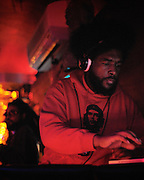 Philadelphia 2009 - Sundae at Silk City....Questlove performing at Silk City on 11/29/2009 at the Sundae Party.