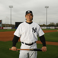 Feb 24, 2006; Tampa, FL, USA;.NY Yankees - Spring Training.Johnny Damon..Photo by Preston C. Mack