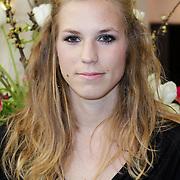 NLD/Amsterdam/20120326 - Inloop Schaatsgala 2012, Anette Gerritsen