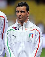Fussball International, Italienische Nationalmannschaft  Italien - Kamerun 03.03.2010 Antonio Di Natale (ITA)
