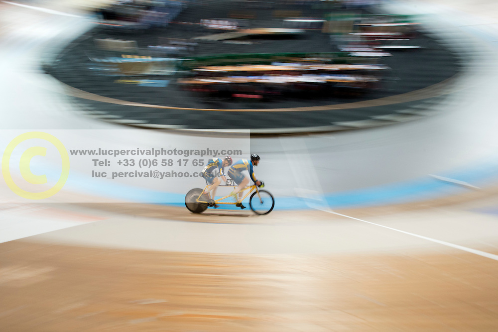 , SWE, Sprint Qualifiers, 2015 UCI Para-Cycling Track World Championships, Apeldoorn, Netherlands