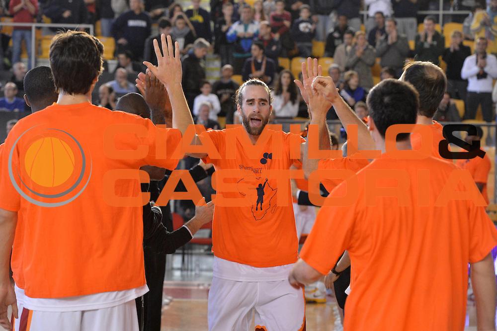 DESCRIZIONE : Roma Lega A 2012-13 Acea Virtus Roma Cimberio Varese<br /> GIOCATORE : Luigi Datome<br /> CATEGORIA : pre game<br /> SQUADRA : Acea Roma<br /> EVENTO : Campionato Lega A 2012-2013 <br /> GARA : Acea Virtus Roma Cimberio Varese<br /> DATA : 02/12/2012<br /> SPORT : Pallacanestro <br /> AUTORE : Agenzia Ciamillo-Castoria/GiulioCiamillo<br /> Galleria : Lega Basket A 2012-2013  <br /> Fotonotizia : Roma Lega A 2012-13 Acea Virtus Roma Cimberio Varese<br /> Predefinita :
