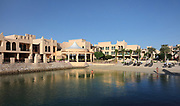 Novotel Bahrain Al Dana Resort, 4 star hotel with private beach, in Manama, Bahrain. The city underwent much expansion in the 1980s and 1990s and is an important centre for the oil and financial industries, and is a popular destination for tourists. Picture by Manuel Cohen