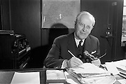 06/04/1964<br /> 04/06/1964<br /> 06 April 1964<br /> Mr Sean McEntee, Minister of Health.