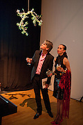 ALEXANDER MALMAEUS; JACQUELINE APPEL, Swarovski Whitechapel Gallery Art Plus Opera,  An evening of art and opera raising funds for the Whitechapel Education programme. Whitechapel Gallery. 77-82 Whitechapel High St. London E1 3BQ. 15 March 2012