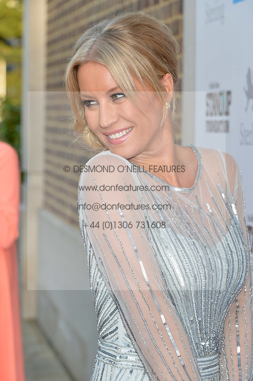 DENISE VAN OUTEN at the Ben Cohen Stand Up Foundation Gala evening at The Hurlingham Club, Ranelagh Gardens, London on 21st May 2015.