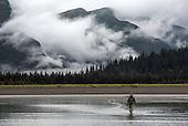 Alaska Adventure Woman