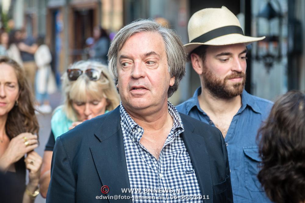 NLD/Amsterdam/20160831 - Boekpresentatie Barry Hay, Jan Dirk Paarlberg