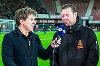 ALKMAAR - 02-02-2016, AZ - HHC, AFAS Stadion, 1-0, HHC trainer Marcel Groninger.