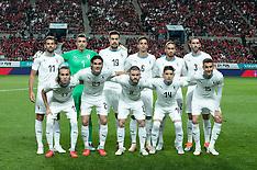 South Korea v Uruguay - 12 October 2018