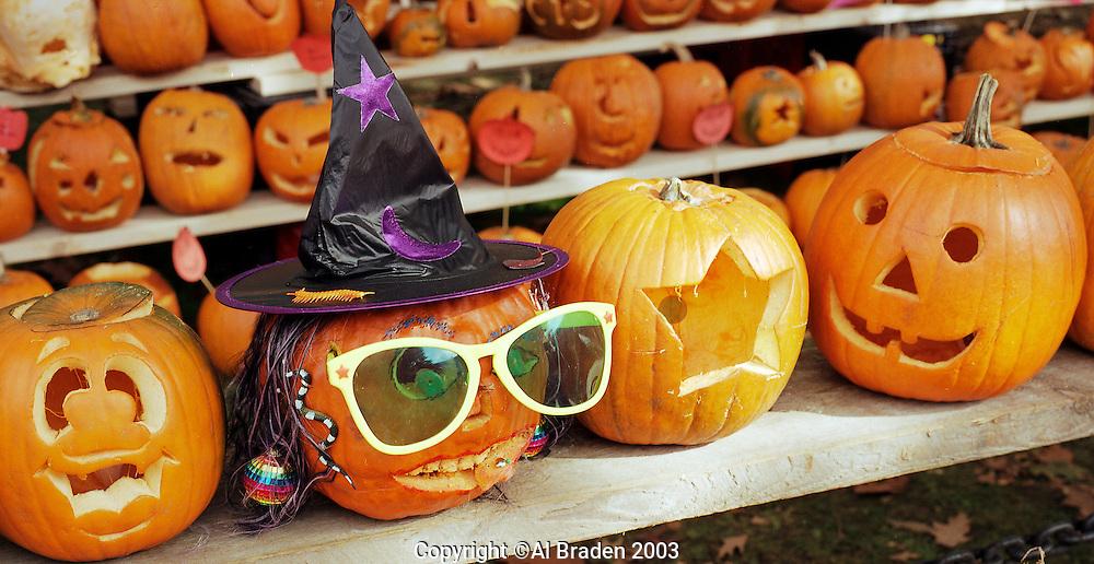 Jack O Lantren Group, Keene Pumpkin Festival