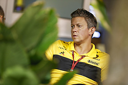 September 14, 2018 - Singapore, Singapore - Motorsports: FIA Formula One World Championship 2018, Grand Prix of Singapore, .BUDKOWSKI Marcin, Executive Director at Renault Sport F1  (Credit Image: © Hoch Zwei via ZUMA Wire)