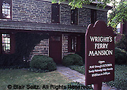 Wright's Ferry Mansion, Columbia, PA
