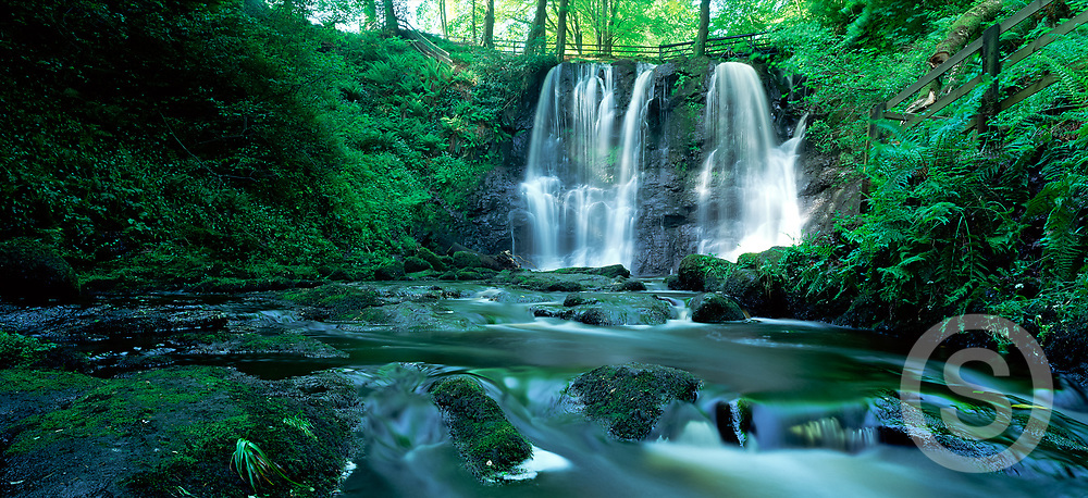 Photographer: Chris Hill, Glenariff Waterfall, County Antrim