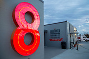BENTONVILLE, AR - FEBRUARY 15:  Photographs of 8th Street Market and Brightwater, A Center for the Study of Food, that is a destination for art, beer and culinary school in Bentonville, Arkansas.<br /> CREDIT Wesley Hitt for The Wall Street Journal<br /> WALMART-Bentonville Scene-setters