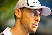 September 18-21, 2014 : Singapore Formula One Grand Prix - Jenson Button (GBR), McLaren-Mercedes