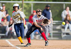 05/22/15 HS Softball Bridgeport vs. Berkeley Springs