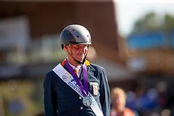 Hosmar Frank, NED<br /> World Equestrian Games - Tryon 2018<br /> © Hippo Foto - Sharon Vandeput<br /> 18/09/2018