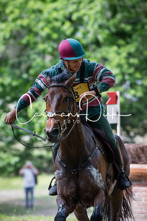 Chabot Christian, BEL, Diabolo<br /> CIC2* Saumur 2017<br /> © Hippo Foto - Eric Knoll<br /> 27/05/17