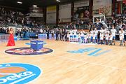 DESCRIZIONE : Cantù Lega A 2015-16 Acqua Vitasnella Cantu' vs Dinamo Banco di Sardegna Sassari<br /> GIOCATORE : Cantante<br /> CATEGORIA : Inno Nazionale<br /> SQUADRA : Acqua Vitasnella Cantu'<br /> EVENTO : Campionato Lega A 2015-2016<br /> GARA : Acqua Vitasnella Cantu'  Dinamo Banco di Sardegna Sassari<br /> DATA : 12/10/2015<br /> SPORT : Pallacanestro <br /> AUTORE : Agenzia Ciamillo-Castoria/I.Mancini<br /> Galleria : Lega Basket A 2015-2016  <br /> Fotonotizia : Acqua Vitasnella Cantu'  Lega A 2015-16 Acqua Vitasnella Cantu' Dinamo Banco di Sardegna Sassari   <br /> Predefinita :