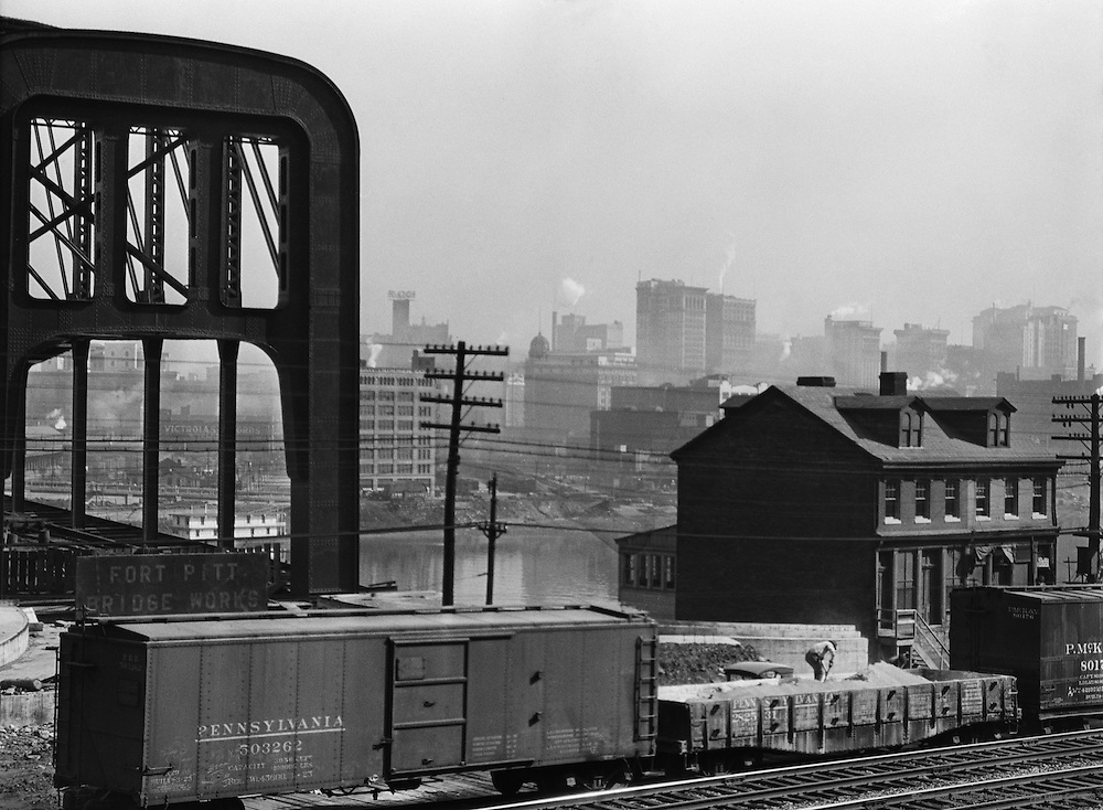 Pittsburgh, Pennsylvania, USA, 1926